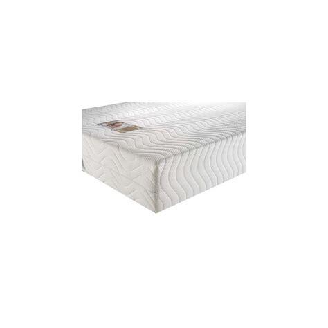 deluxe 4000 high density memory foam mattress