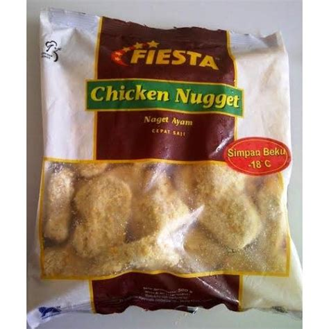 Nugget 500gr chicken nugget 500gr khusus jakarta depok bekasi
