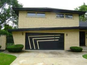 Garage Door Designs Mid Century Modern Garage Door Ideas Ayanahouse