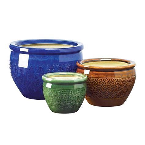 vasi in ceramica da esterno vasi ceramica fioriere e vasi vasi in ceramica