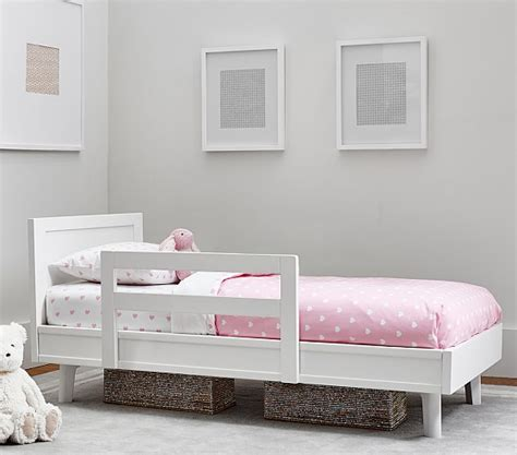 pottery barn kids toddler bed reese toddler bed pottery barn kids
