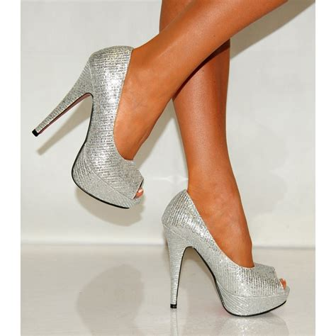 Would You Wear Careys High Heels by Prom Is Here Let It Flare
