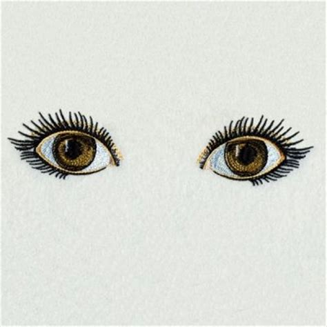 embroidery design eyes realistic eyes embroidery designs machine embroidery
