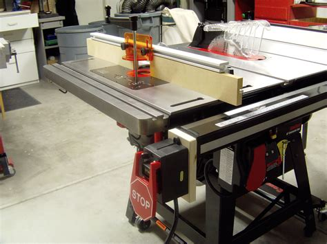 setting up a router table cast iron router table extension sawstop decorative