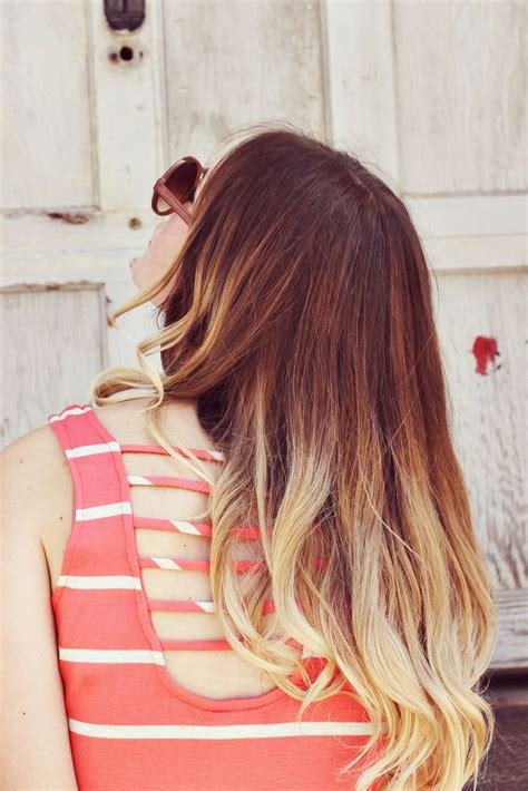 fotos de mechas californianas en rojo la moda en tu cabello modernas mechas californianas 2016 2017