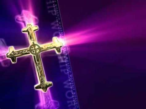 wallpaper bergerak kristen easy worship background loops cross of glory wmv youtube