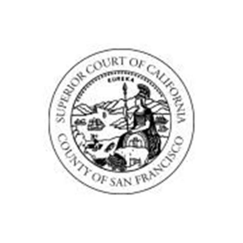 Superior Court Of San Francisco Search Superior Court Of California County Of San Francisco Self