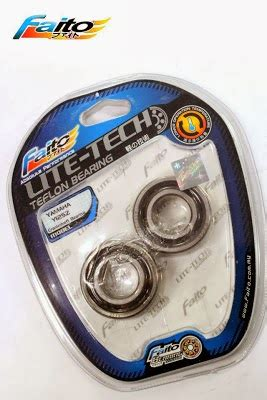 Bearing Faito Noken As Jupiter Lite Tech faito part racing dragbike indonesia