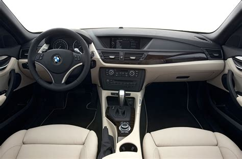 bmw x1 2010 interior design interiorshot