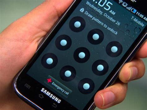 Alarm Lock Mobil recover samsung mobile lock screen password itechify