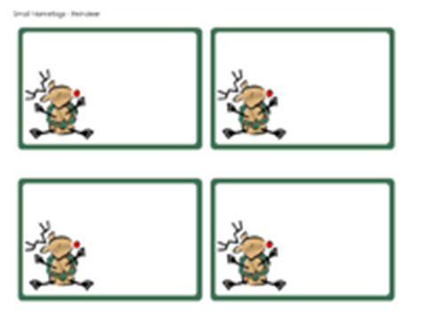 printable elf name tags christmas name plates and stationery prekinders