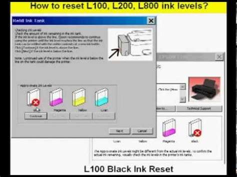 reset counter epson l200 youtube hướng dẫn reset m 193 y in epson l100 l200 l800