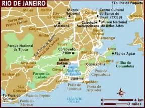map of de janeiro