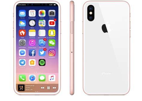 imagenes iphone 8 colores el iphone 8 podr 237 a contar con nuevos colores