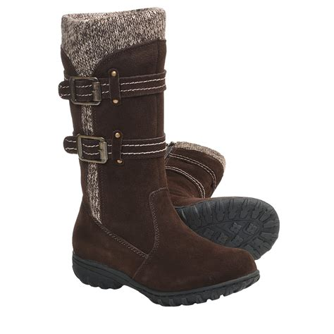s water boots khombu boulder sweater boots for 4820d save 35