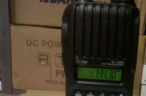 transistor icom v80 radio kontek icom ic v80