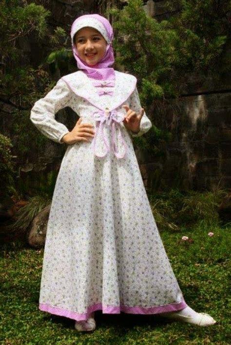 Gaun India Anak 04 trend baju muslimah untuk anak perempuan anda baju