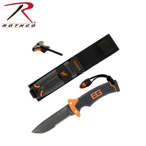 gerber survival knife gerber grylls ultimate survival knife