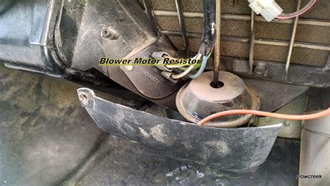 xj blower motor resistor location blower motor issues 96 xj jeep forum