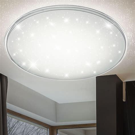esszimmer 2 sterne luxus led decken leuchten esszimmer sternen himmel effekt