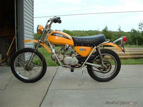 Honda Sl70 by Honda Sl70 Motorbikes