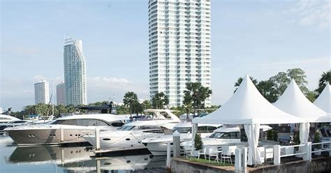 ta boat show november 2017 inspire pattaya eec to drive marine tourism boom in