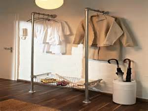 planning ideas galvanized pipe clothes rack clothing