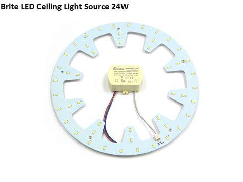 Brite Led Ceiling Light Source Residential Commercial