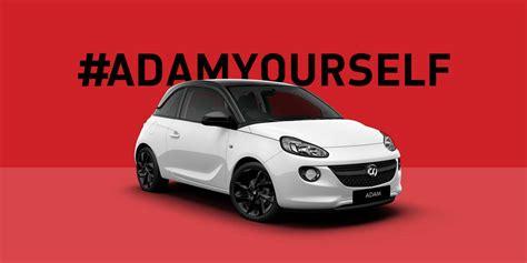 vauxhall adam win your car inthefrow