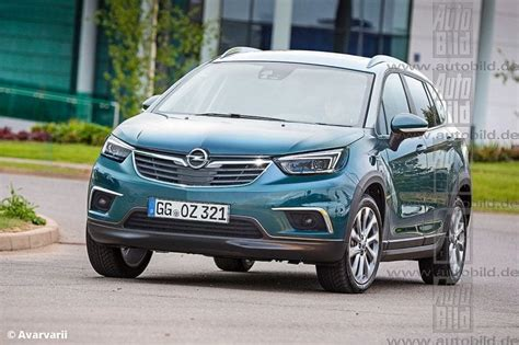 Opel Meriva 2020 by 2018 Opel Meriva New Year New Name Fro Meriva
