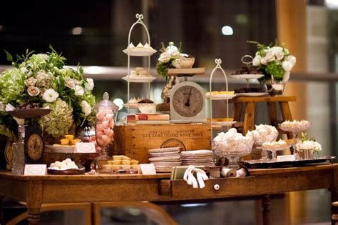 How To Create A Rustic Dessert Table For Your Barn Wedding | 16 rustic wedding dessert table ideas wedding