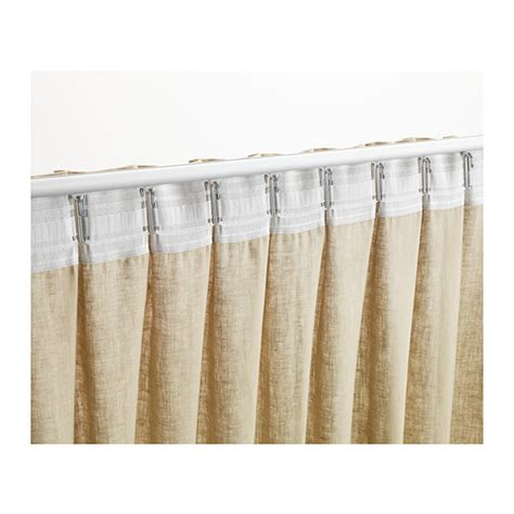 pleating tape for curtains kronill pleating tape white ikea products hang