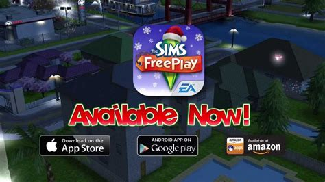 sims freeplay christmas update the sims freeplay holiday update now available youtube