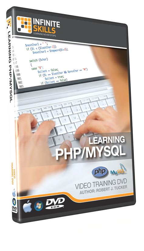 Php Mysql Tutorial Php Mysql Dvd Tutorial Php Mysql Belajar Php new php mysql dvd tutorial makes learn php and mysql simple