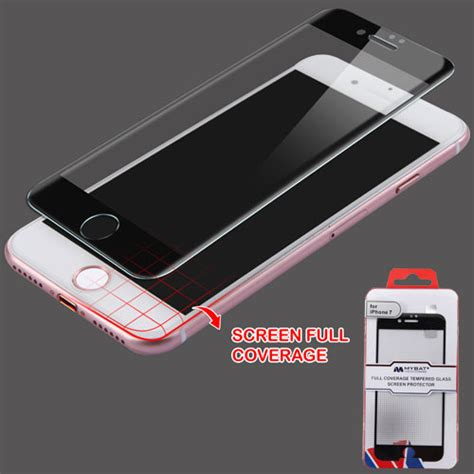 New New Cafele Iphone 77 Plus Free Tempered Glass for apple iphone 7 7 plus coverage edge tempered glass screen protector ebay
