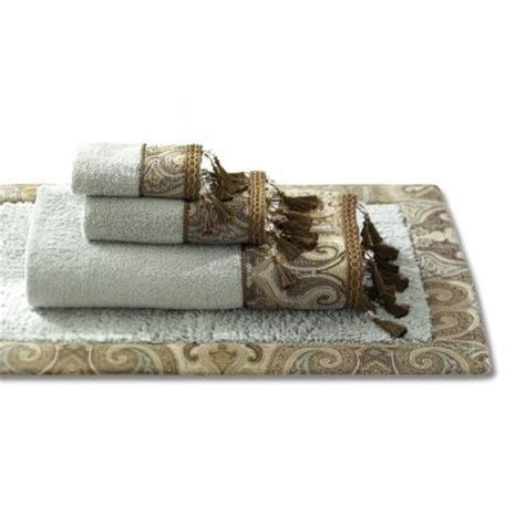 bathroom towels and rugs pin by croscill on croscill bath towels pinterest