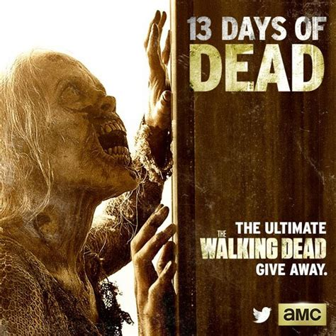 Walking Sweepstakes - walking dead sweepstakes quot 13 days of dead quot new prizes daily l7 world