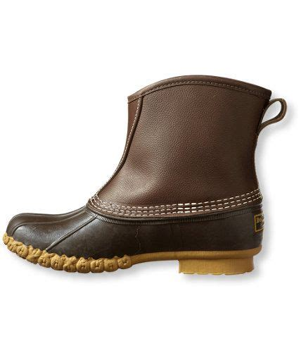 s bean boots by l l bean shearling lounger pull on