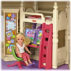fisher price loving family kids bedroom loving family deluxe d 233 cor kids bedroom