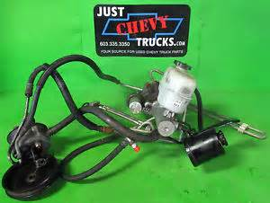 Service Brake System Chevy Truck 08 09 10 11 Hydro Boost Brake System Chevy Express Gmc