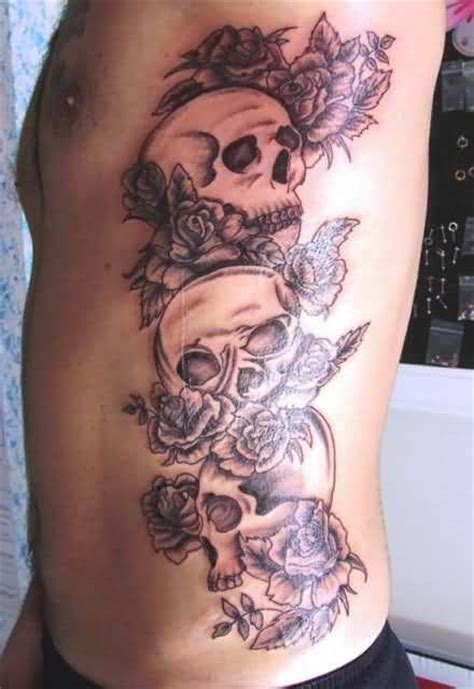 rib tattoo roses rib images designs