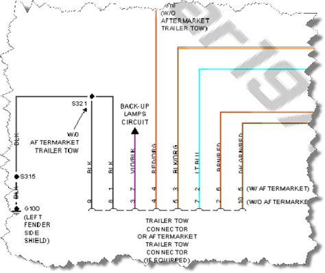 trailer hook up wiring diagram page 2 dodge cummins