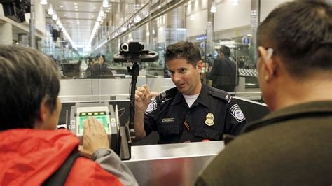 Cbp Help Desk by U S Aims To Track Foreigners Who Arrive But Never Leave