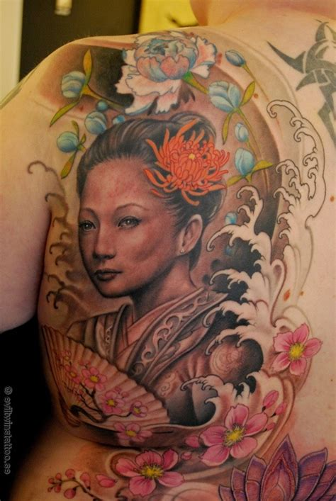 evil geisha tattoo 63 best images about tattoos by johan finn 233 on pinterest