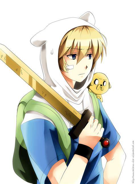 anime adventure anime adventure time adventure time as an anime zinc