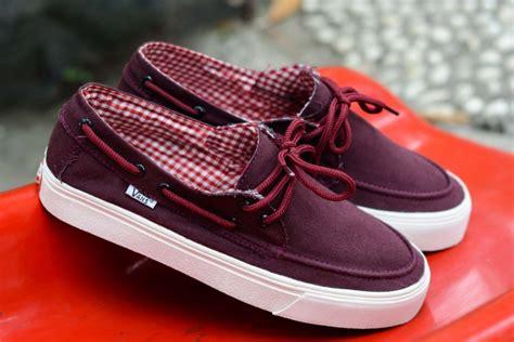 Harga Vans Zapato Bandung jual sepatu best seller vans zapato flannel di lapak