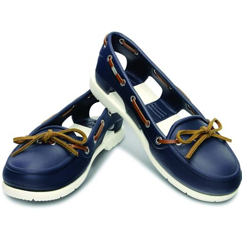 boat shoes everyday crocs beach line boat shoe women everyday shoes shoes