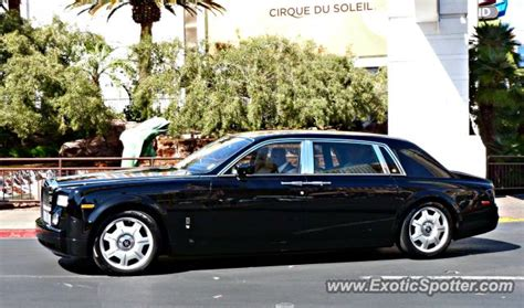 rolls royce phantom spotted in las vegas nevada on 04 09