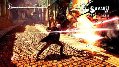 Ps4 May Cry Definitive Edition dmc may cry definitive edition ps4