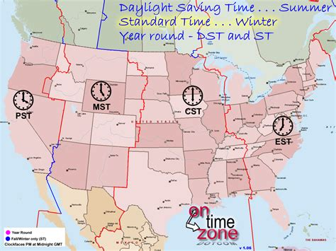 america map with time zones quotes